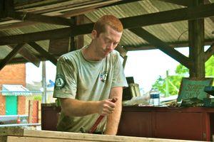 Griff NCCC in Lumberyard